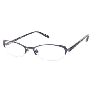 Jones New York J451 Navy Prescription Eyeglasses