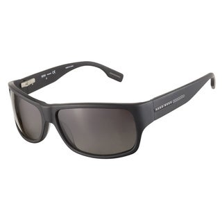 Hugo Boss 0423PS QHC WJ Matte Black Polarized 63 Sunglasses