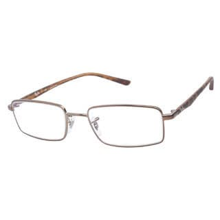 Ray-Ban RB6236 2690 Matte Light Brown Prescription Eyeglasses