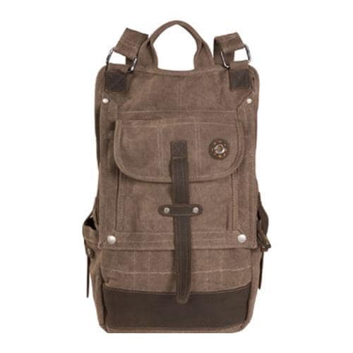 Women's Laurex Urban Street Design Backpack Lava Rock