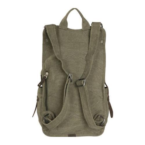Women's Laurex Urban Street Design Backpack Olive