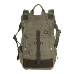 Women's Laurex Urban Street Design Backpack Olive