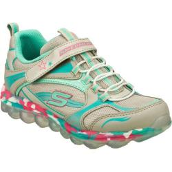 Girls' Skechers Skech-Air Gray/Multi