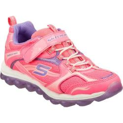 Girls' Skechers Skech-Air Neon Pink/Lavender
