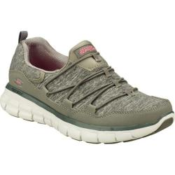 Women's Skechers Synergy Asset Play Gray/Gray