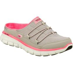 Women's Skechers Synergy Free Play Gray/Pink