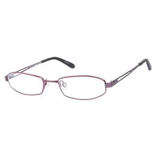 Puma PU15336 Wine Prescription Eyeglasses