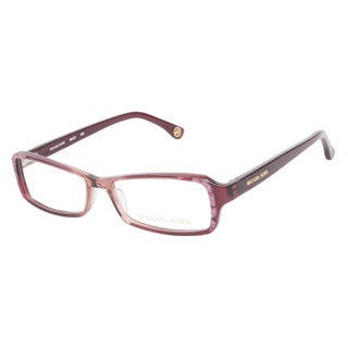 Michael Kors MK221 609 Berry Prescription Eyeglasses