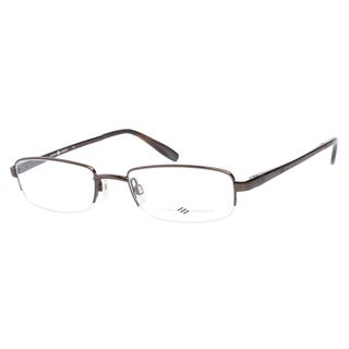 Joseph Abboud JA158 Coffee Prescription Eyeglasses