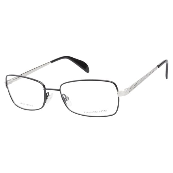 Giorgio Armani GA871 JIN Black Palladium Prescription Eyeglasses