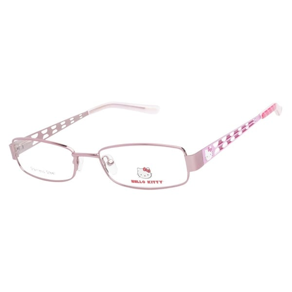 Hello Kitty HK230 2 Rose Prescription Eyeglasses