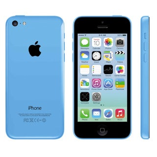 Apple iPhone 5C A1532 Blue GSM Unlocked Phone