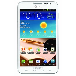 Samsung Galaxy Note I717 White RB GSM Unlocked Android Phone (Refurbished)