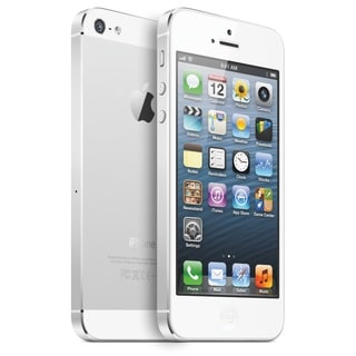 Apple iPhone 5S 16GB Silver/White Unlocked GSM Phone