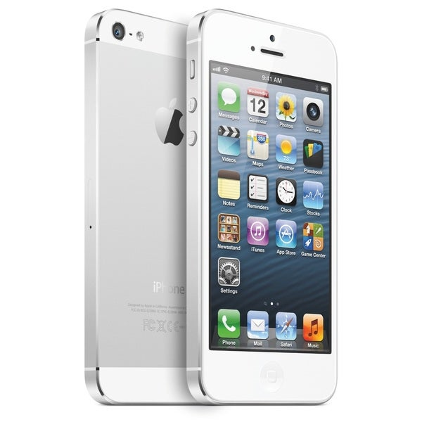 Apple iPhone 5S 16GB Silver/White Unlocked GSM Phone photo