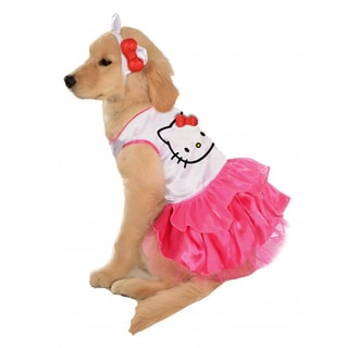 Rubies Hello Kitty Dress Pet Costume