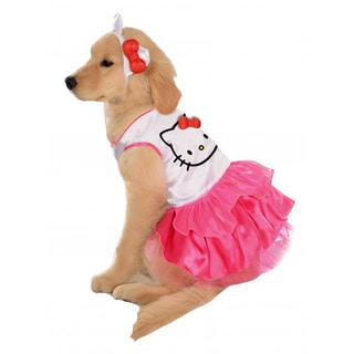 Rubies Hello Kitty Dress Pet Costume