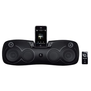 Logitech Rechargeable Speaker S715i Black (Refurbished)