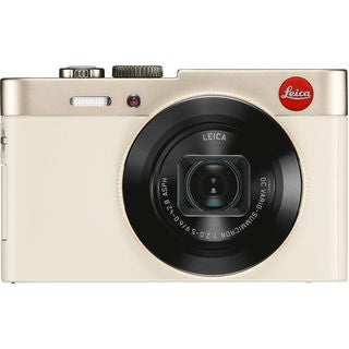 Leica C WiFi 12.1MP Light Gold Digital Camera