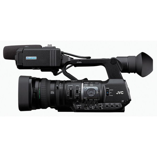JVC GY-HM600 ProHD Black Camcorder