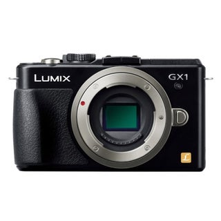 Panasonic LUMIX DMCGX1 Mirrorless Micro Four Thirds DSLR Camera Body