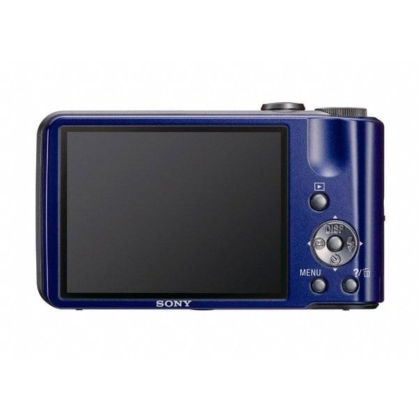 Sony Cyber Shot DSC-H70 16.1MP Blue Digital Camera (Refurbished)