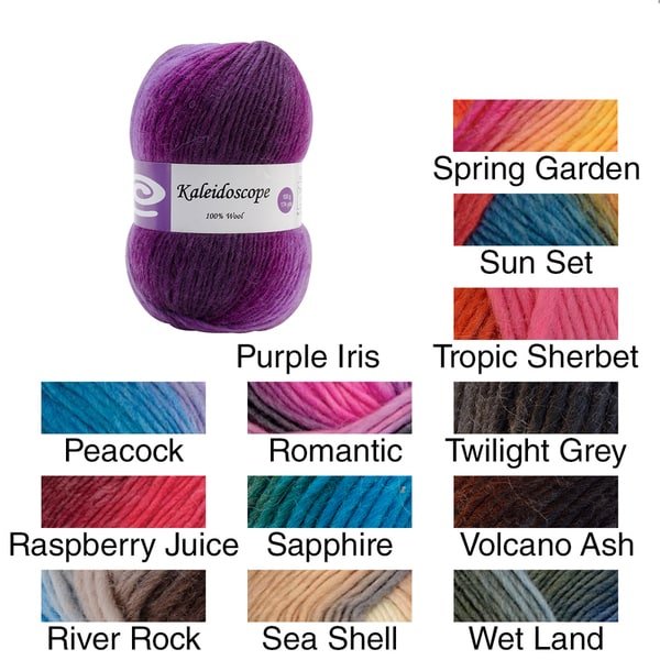 Kaleidoscope 174-yard Yarn