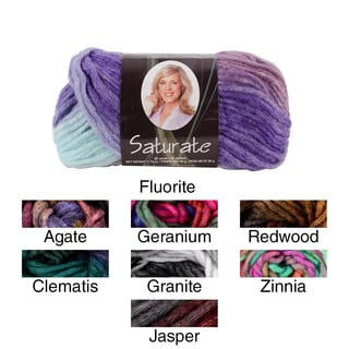 Deborah Norville Collection Saturate Wool Yarn
