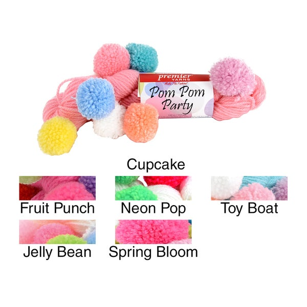 Pom Pom Yarns Party
