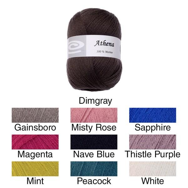 Athena Merino Yarn