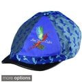Santana by Carlos Santana 'Angel' Jacquard Long Ivy Cap