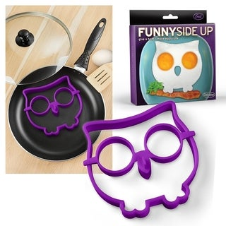 Fred & Friends Funny Side Up Owl Egg Corral
