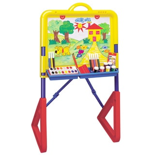 AMAV Art Easel and Activity Set