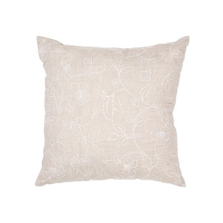 Handmade Linen Decorative Pillow