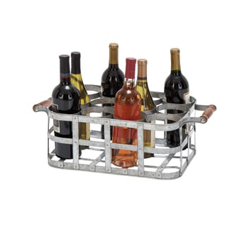 Sonoma Metal Wine Holder 19 inches high x 12 inches wide