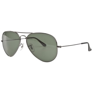 Ray-Ban RB3025 W0879 Gunmetal 58 Sunglasses
