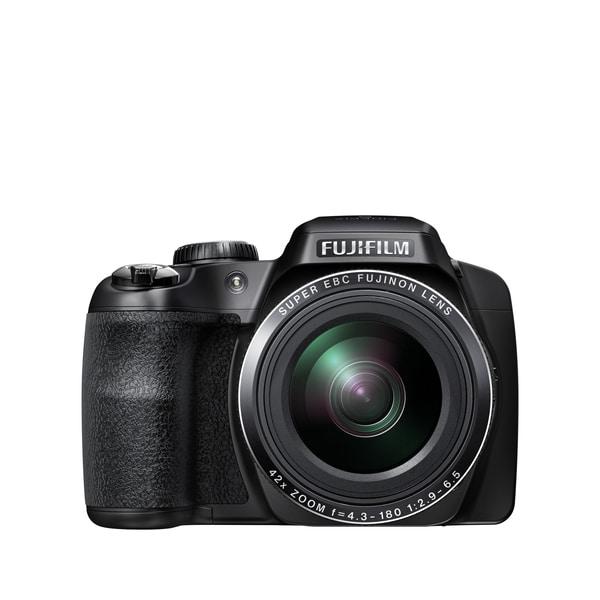 FujiFilm Finepix S8300 16.2MP Black Digital Camera