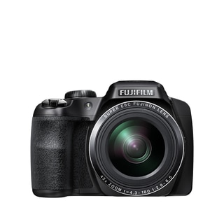 FujiFilm Finepix S8300 16.2MP Black Digital Camera