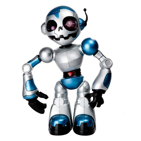 WowWee Silver Robo Zombie
