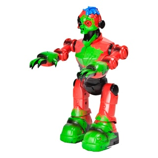 WowWee Green Mini Robo Zombie