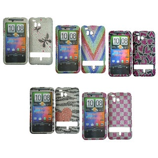 BasAcc Diamond Case for HTC Thunderbolt 6400/ Incredible HD