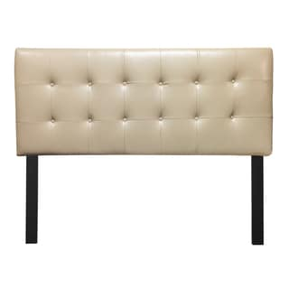 12 Button Tufted Lexus Doe Headboard