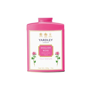 Yardley English Rose 7-ounce Perfumed Talc