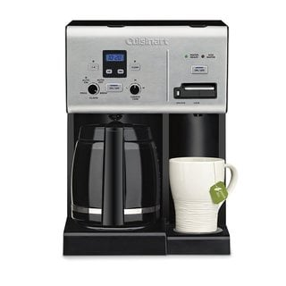 Cuisinart Coffee Plus 12-Cup Programmable Coffeemaker (Refurbished)