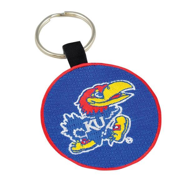 Kansas Jayhawks Key Rings (Set of 3)