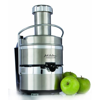 Jack Lalanne Power Juicer Pro Stainless Steel Juicer (Refurbished)