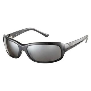 Maui Jim Lagoon 189-02 Gloss Black 62 Sunglasses