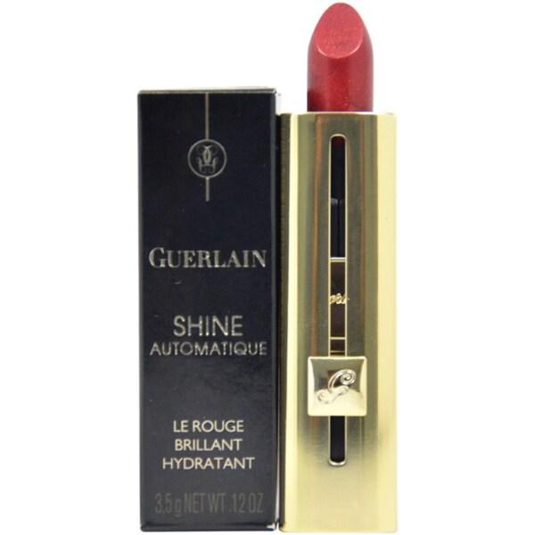 Guerlain Shine Automatique Hydrating #265 Pao Rosa Lip Color