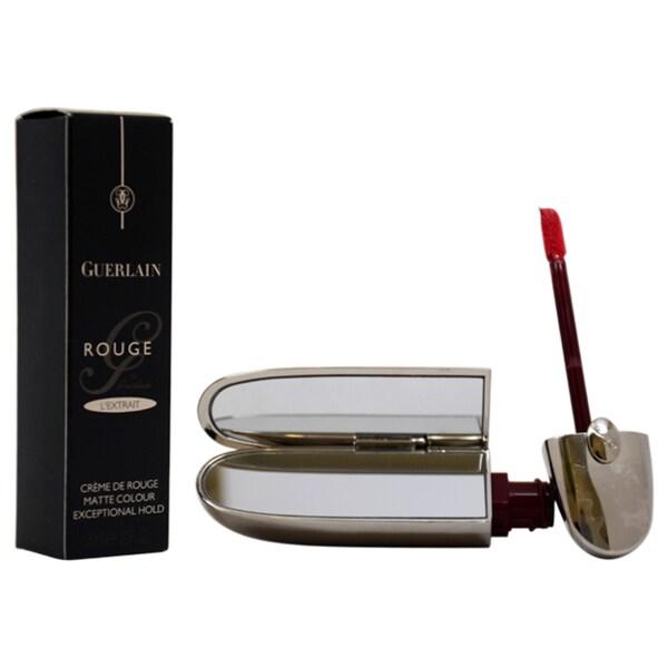 Guerlain Rouge L'Extrait M71 Matte Color Creme de Rouge Lipstick