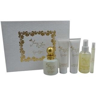 Jessica Simpson Fancy Love Women's 5-piece Gift Set